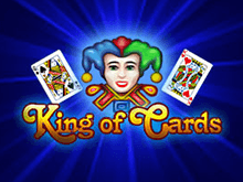 В казино Вулкан Делюкс King Of Cards