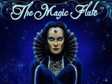 В Вулкане 24 автоматы The Magic Flute